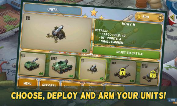 Artillery Strike Ekran Görüntüleri - 5