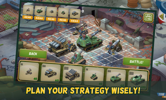 Artillery Strike Ekran Görüntüleri - 3