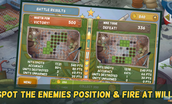 Artillery Strike Ekran Görüntüleri - 2