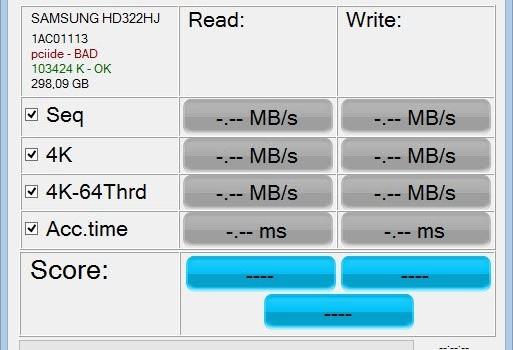 AS SSD Benchmark Ekran Görüntüleri - 4