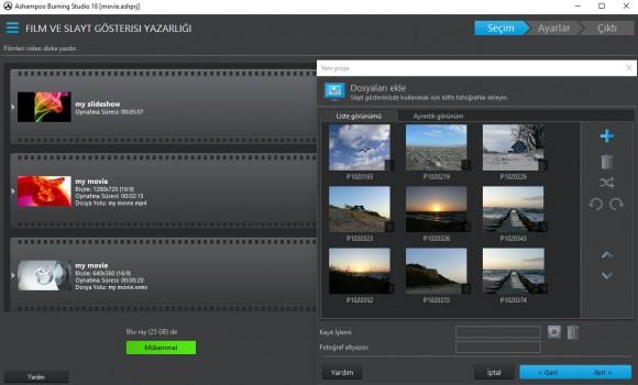 Ashampoo Burning Studio Ekran Görüntüleri - 4