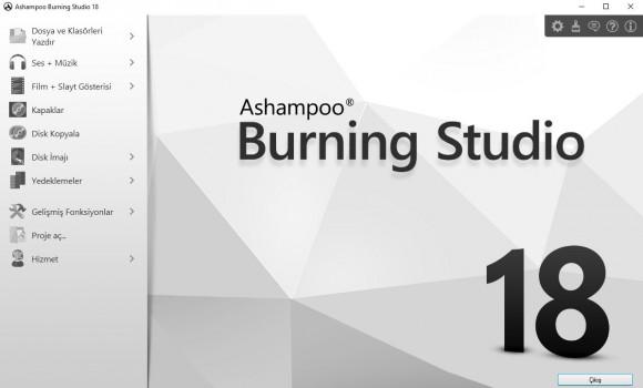 Ashampoo Burning Studio Ekran Görüntüleri - 10