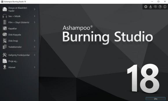 Ashampoo Burning Studio Ekran Görüntüleri - 9