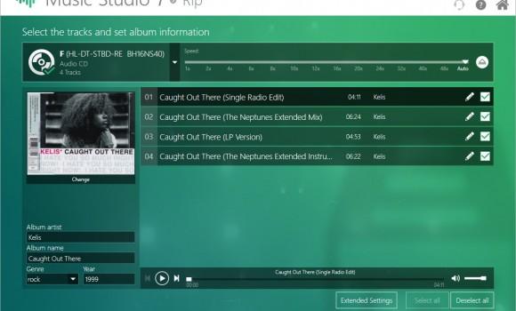 Ashampoo Music Studio Ekran Görüntüleri - 4