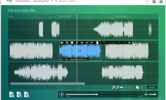 Ashampoo Music Studio Ekran Görüntüleri - 3