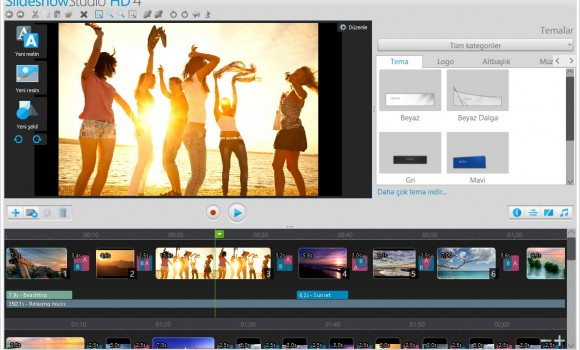 Ashampoo Slideshow Studio Ekran Görüntüleri - 8