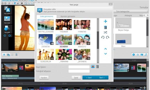 Ashampoo Slideshow Studio Ekran Görüntüleri - 3