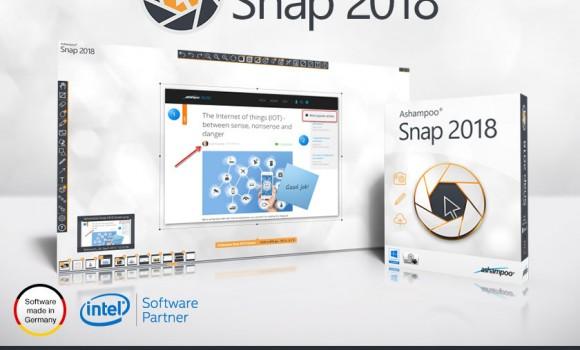 Ashampoo Snap Ekran Görüntüleri - 2