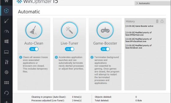 Ashampoo WinOptimizer Ekran Görüntüleri - 5