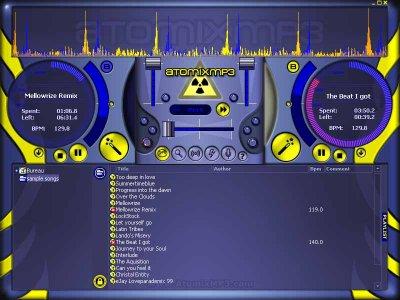 AtomixMP3 Ekran Görüntüleri - 1