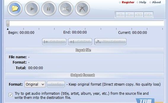 Audio File Cutter Ekran Görüntüleri - 3