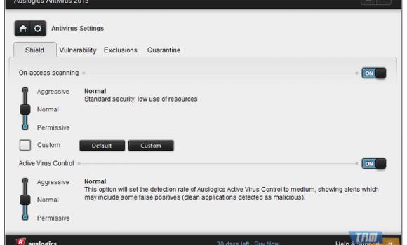 Auslogics Antivirus Ekran Görüntüleri - 6