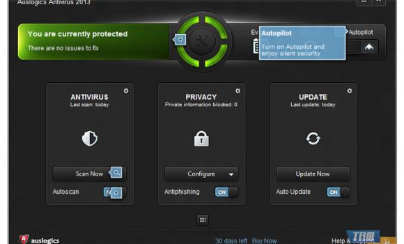 Auslogics Antivirus Ekran Görüntüleri - 4