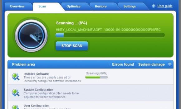 AusLogics RegistryFixer Ekran Görüntüleri - 4