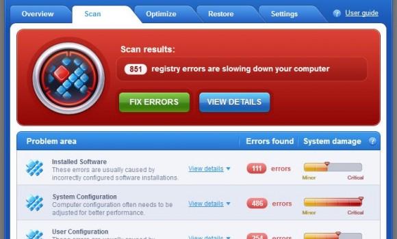 AusLogics RegistryFixer Ekran Görüntüleri - 3