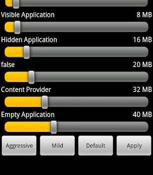 Auto Memory Manager Ekran Görüntüleri - 1