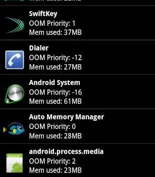 Auto Memory Manager Ekran Görüntüleri - 4