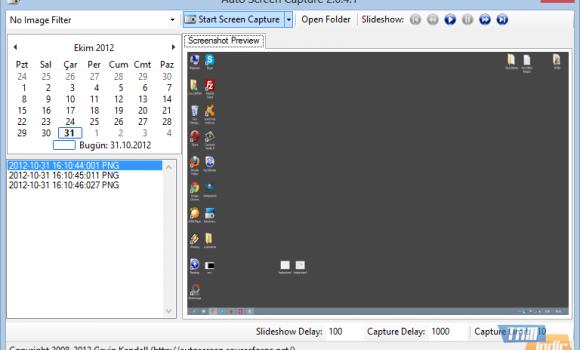 Auto Screen Capture Ekran Görüntüleri - 2