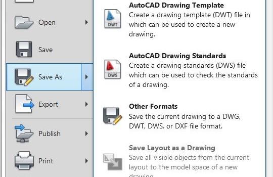 AutoCAD Ekran Görüntüleri - 4