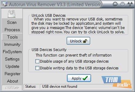 Autorun Virus Remover Ekran Görüntüleri - 3