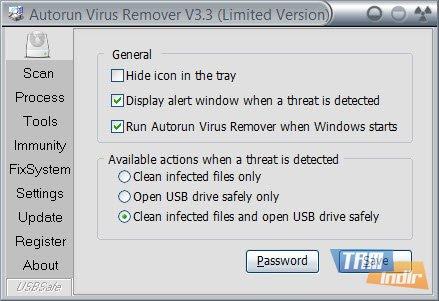Autorun Virus Remover Ekran Görüntüleri - 1