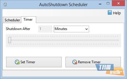 AutoShutdown Scheduler Ekran Görüntüleri - 1