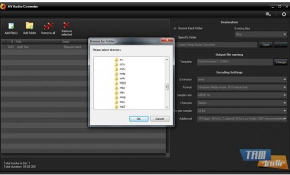 AV Audio Converter Ekran Görüntüleri - 6