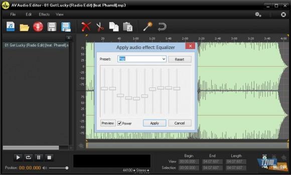 AV Audio Editor Ekran Görüntüleri - 1