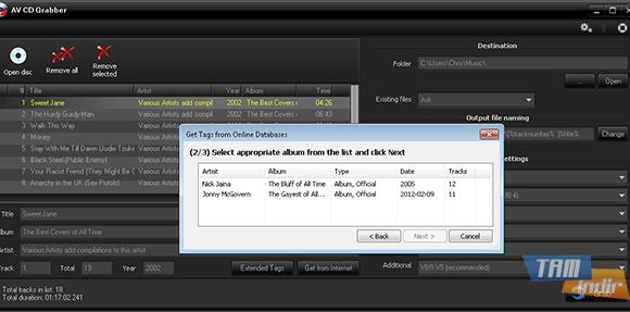 AV CD Grabber Ekran Görüntüleri - 6