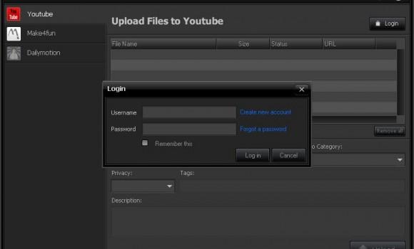 AV Media Uploader Ekran Görüntüleri - 2
