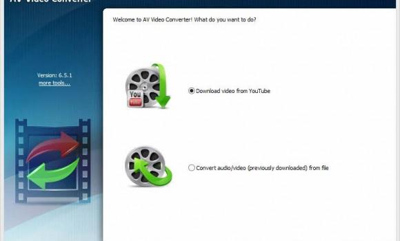 AV Video Converter Ekran Görüntüleri - 3