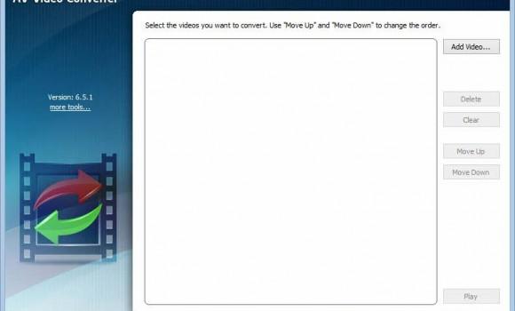 AV Video Converter Ekran Görüntüleri - 1