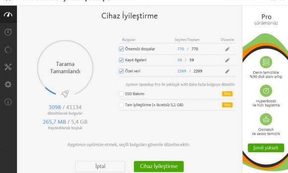 Avira Free System SpeedUp Ekran Görüntüleri - 5