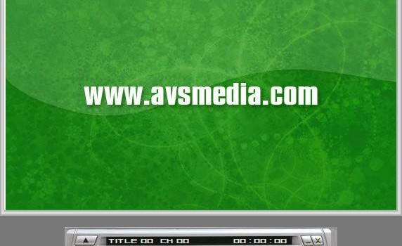 AVS DVD Player Ekran Görüntüleri - 3