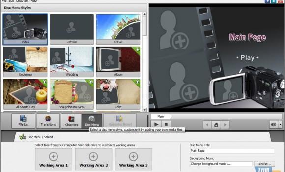 AVS Video ReMaker Ekran Görüntüleri - 5