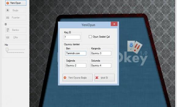 Bankolu Okey Ekran Görüntüleri - 3