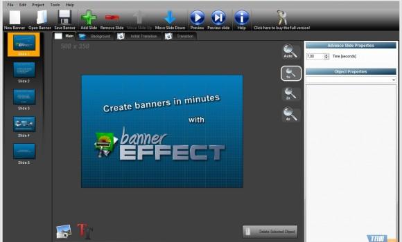 Banner Effect Ekran Görüntüleri - 5