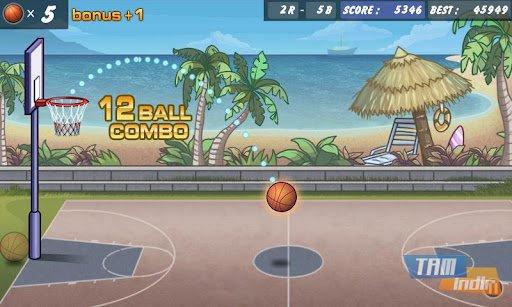 Basketball Shoot Ekran Görüntüleri - 2