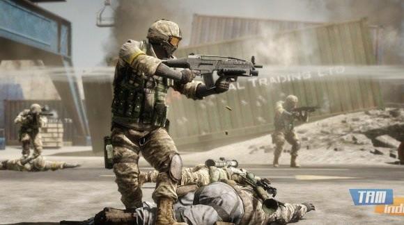 Battlefield Play4Free Ekran Görüntüleri - 1