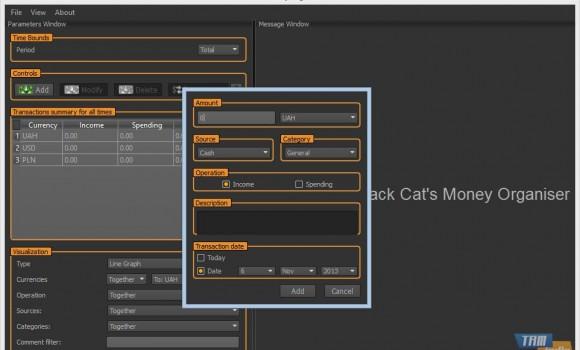 BCMoneyOrganizer Ekran Görüntüleri - 2