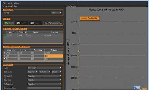 BCMoneyOrganizer Ekran Görüntüleri - 1