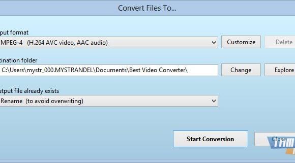 Best Video Converter Ekran Görüntüleri - 3
