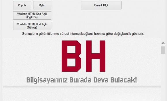 Bilhos Backlink Oluşturucu Ekran Görüntüleri - 3