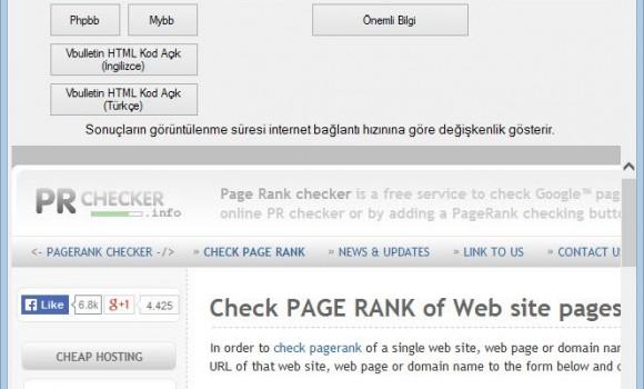 Bilhos Backlink Oluşturucu Ekran Görüntüleri - 2
