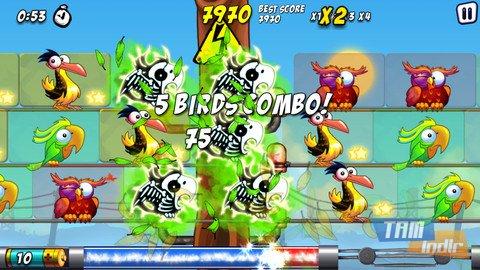 Bird Zapper! Ekran Görüntüleri - 1