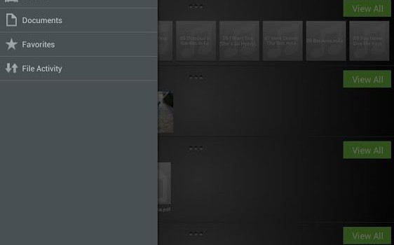 Bitcasa Ekran Görüntüleri - 7