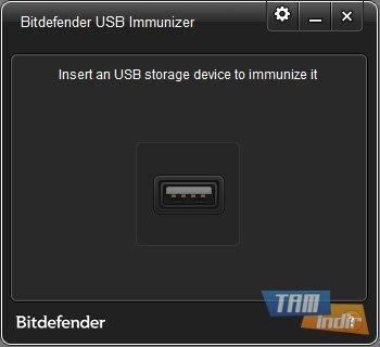 BitDefender USB Immunizer Ekran Görüntüleri - 2