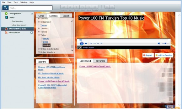 BitTorrent Mp3 Ekran Görüntüleri - 3