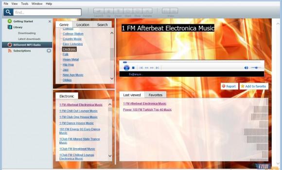 BitTorrent Mp3 Ekran Görüntüleri - 2
