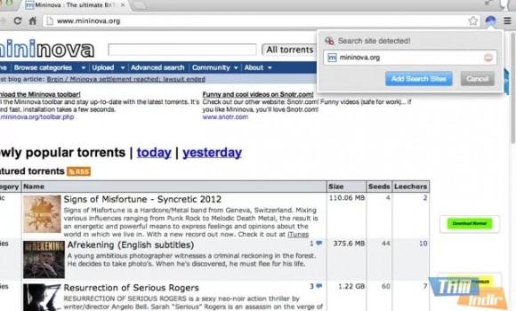 BitTorrent Surf Ekran Görüntüleri - 1